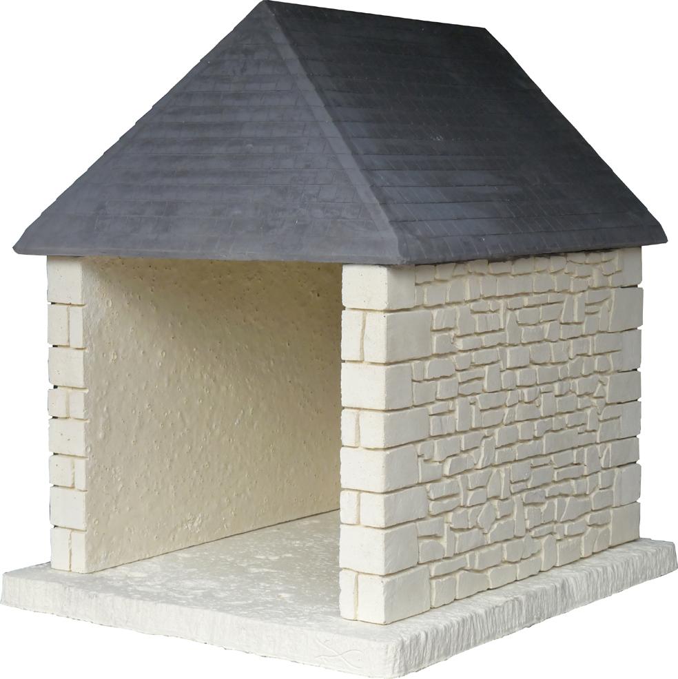 coté pierre toit ardoise
